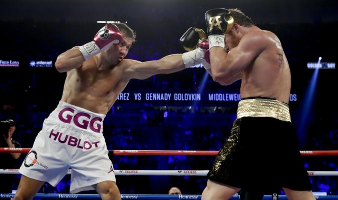 Golovkin desea ver mejor organización en las batallas | Foto: AP