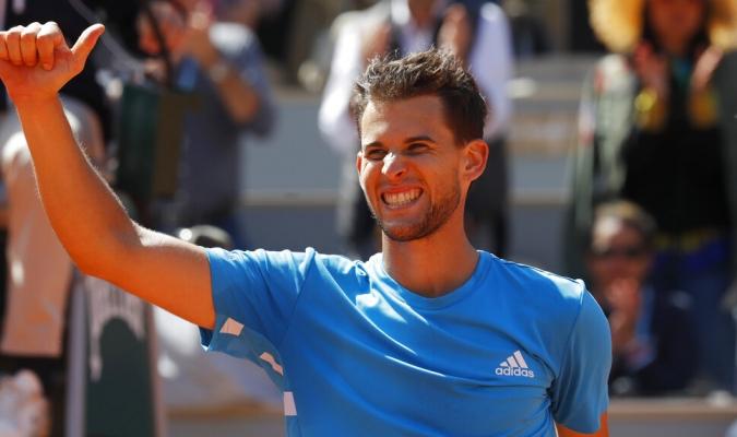 El austriaco jugará la final de Roland Garros / Foto: Cortesía