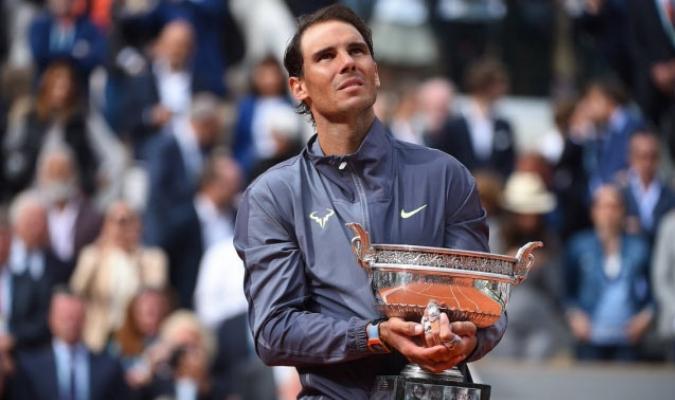 El español sumó su decimosegundo título en Roland Garros / Foto: AP