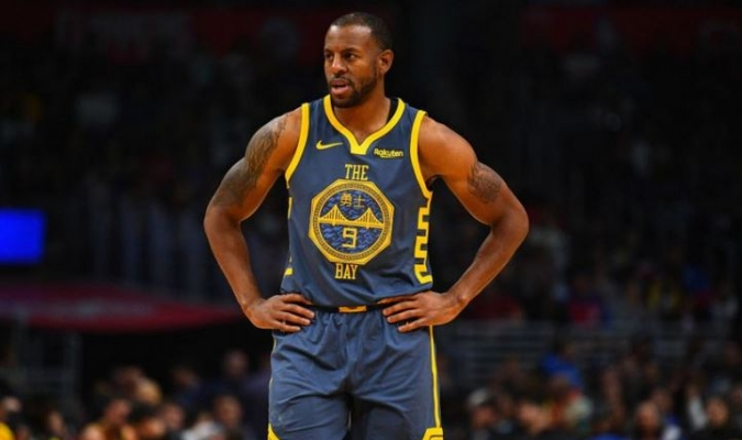 Iguodala quiere seguir disputando con Warriors // Foto: Cortesía