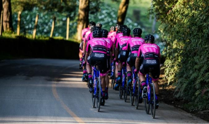 El equipo de ciclismo fue suspendido // Foto: Cortesía