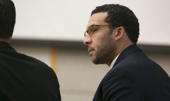 Un juez declaró un juicio nulo en relación con las imputaciones a Winslow // Foto: AP
