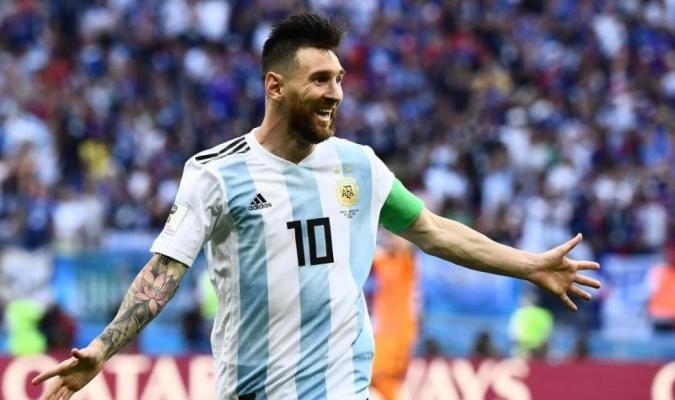 Messi comanda el listado de los mejores pagados en el 2019 | Foto: Cortesía