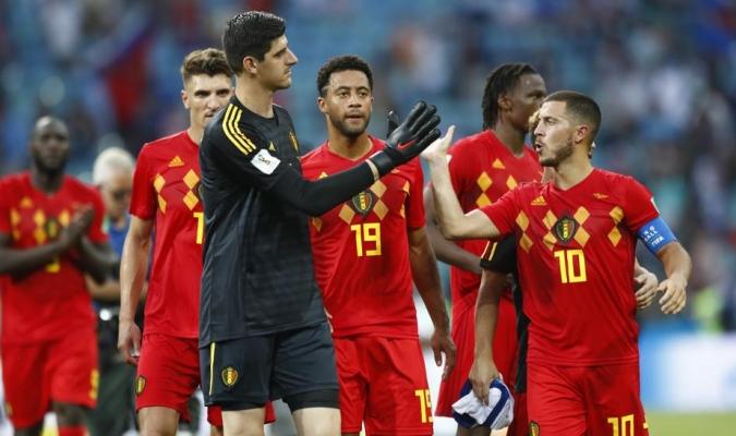 Courtois alabó a Hazard en su llegada al Madrid   Foto: Cortesía