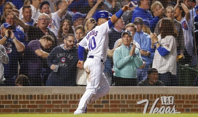 Contreras es el receptor más votado para el Juego de Estrellas | Foto: AP