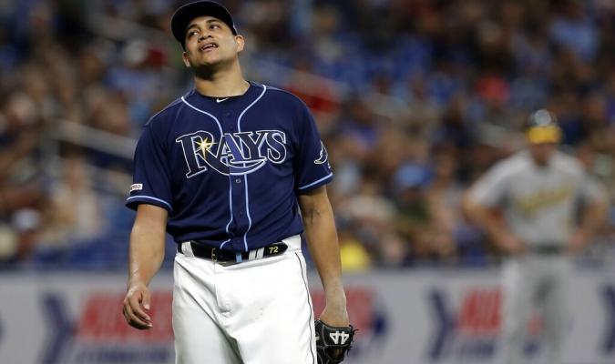 Chirinos se fue sin decisión en su salida | Foto: AP