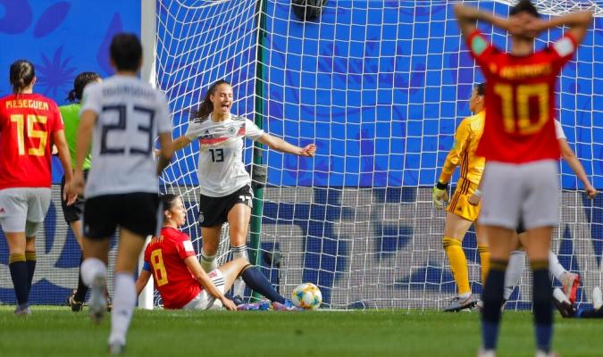 Las teutonas lideran el Grupo B del Mundial femenino | Foto: AP
