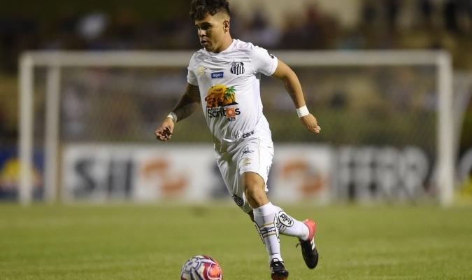 Soteldo se unirá a la Vinotinto tras ganar con Santos | Foto: Cortesía
