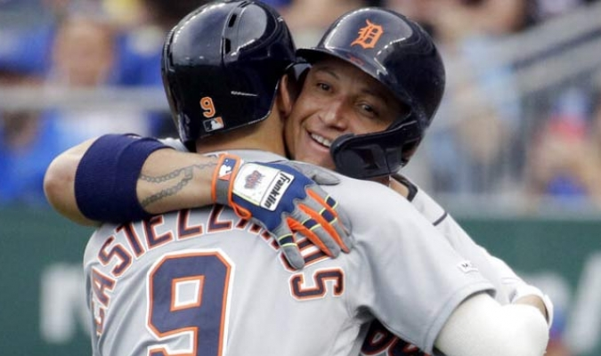 Cabrera remolcó y aportó en la victoria de Tigres | Foto: AP