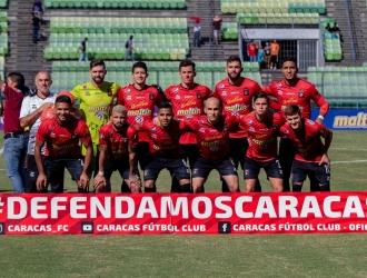 Los avileños jugarán octavos de final de Sudamericana con presencia del VAR | Foto: @Caracas_FC