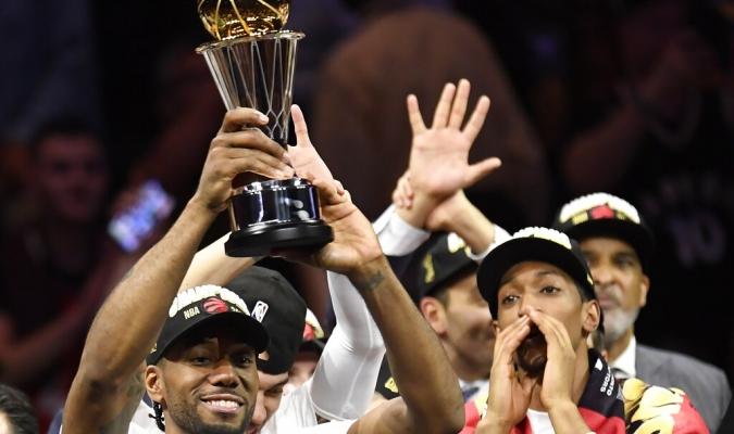 Toronto se impuso y Leonard terminó con el prestigio del MVP de la final
