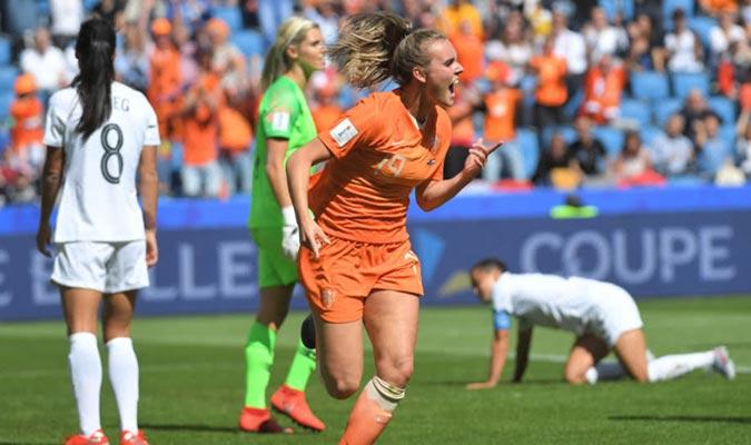 Holanda domina el grupo E con seis puntos l Foto: Cortesía