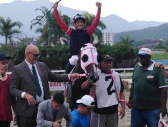 Reynaldo Yánez ganó la primera válida como entrenador | Foto: INH