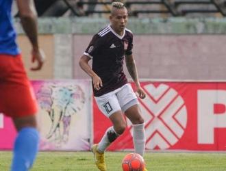 El delantero jugó 1890 minutos en el Apertura || Foto: Carabobo FC