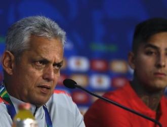 Rueda confesó que Chile no es favorita a llevarse la Copa | Foto: EFE