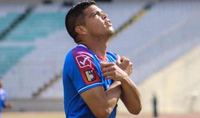 Farías quedó goleador del Torneo Apertura 2019 | Foto: Cortesía