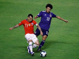 Medel es el capitán de La Roja | Foto: EFE