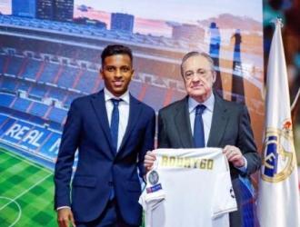 Pérez dio la bienvenida al brasileño / Foto: Cortesía