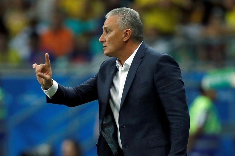 El entrenador declaró en rueda de prensa / Foto: EFE