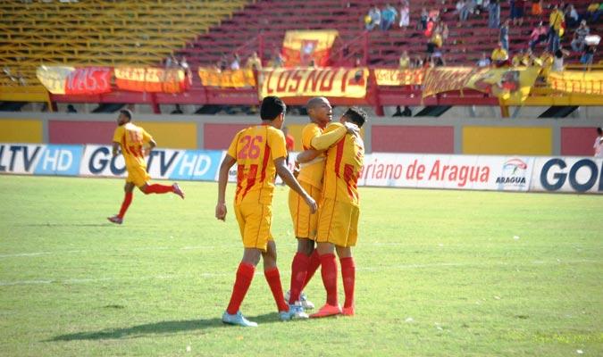 Herrera anotó 16 goles con los aurirojos l Foto: Cortesía