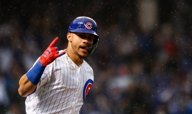 Contreras sonó dos batazos de cuadrangular | Foto: @Cubs