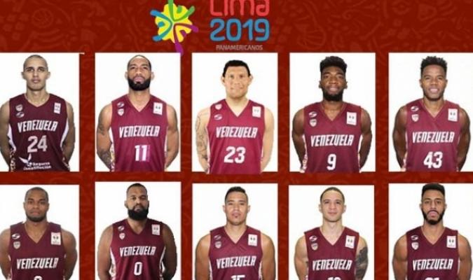 Venezuela asistirá a Lima con un buen equipo/ Foto @FVBbasketball