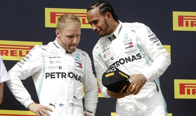 Bottas cree que puede vencer a su compañero / Foto: AP