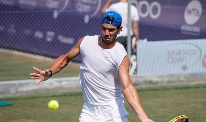 Nadal habló sobre el orden las cabezas de serie Wimbledon / Foto: Cortesía