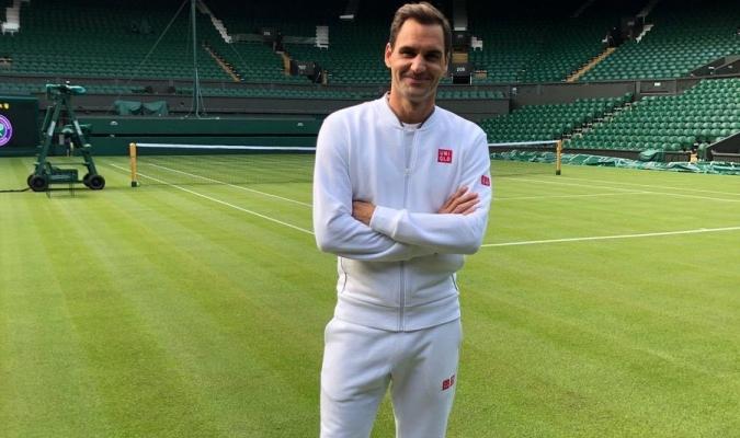 Federer será segunda cabeza de serie como se esperaba / Foto: Cortesía