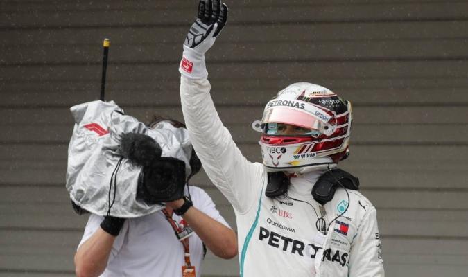 Hamilton sigue con su dominio en la F1 / Foto: Cortesía