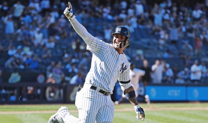 Torres mantiene afilado el madero | Foto: @Yankees