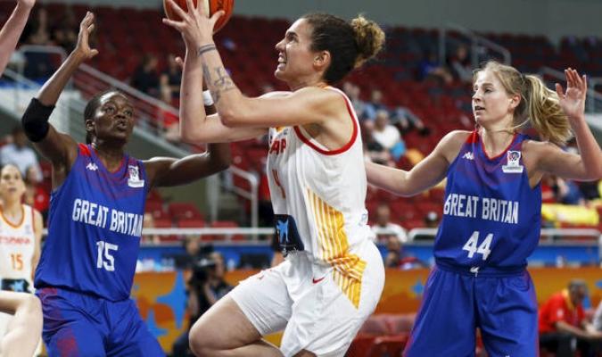 España sufre pero se acerca a los cuartos de final | Baloncesto ...