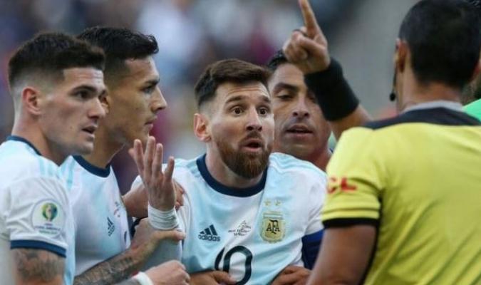 La Conmebol se levantó en contra de las críticas de Messi // Foto: Cortesía