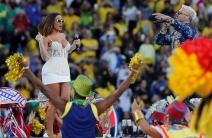 Pedro Capó y Anitta animaron la final de la Copa América
