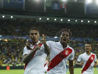 Guerrero marcó de penal en la final / Foto: AP