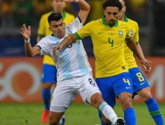 Marquinhos no compartió las críticas de Messi // Foto: Cortesía