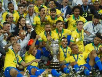Cinco claves de la coronación de Brasil / Foto: Cortesía