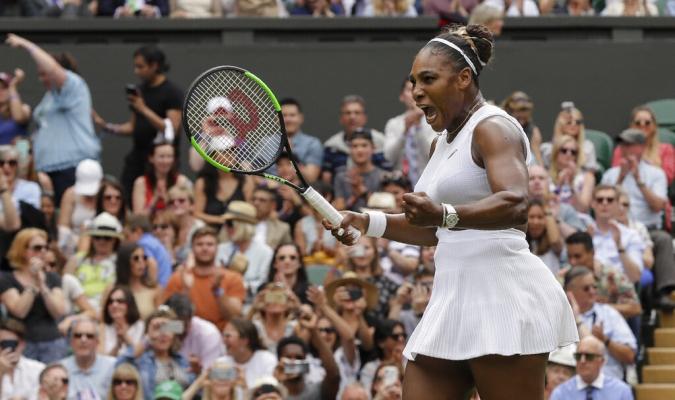 Serena dijo sentirse en óptimas condiciones / Foto: AP
