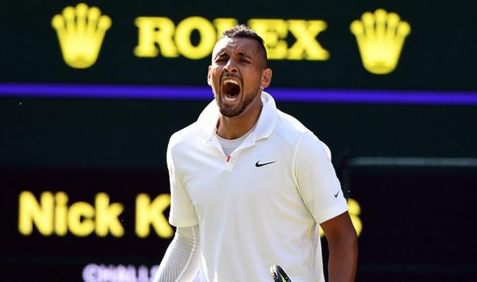 Los tenistas fueron sancionados económicamente / Foto: AP