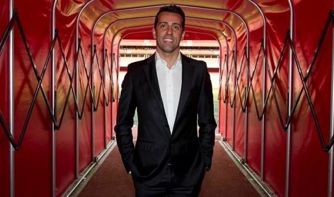 Gaspar regresó al Arsenal después de varios años // Foto: Arsenal