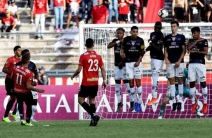 Las mejores postales del partido entre Caracas e Independiente