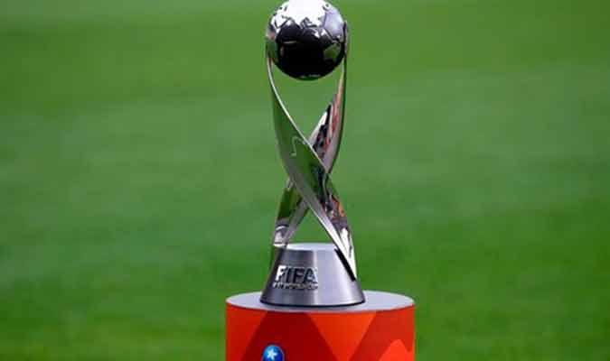 Este es el trofeo que otorga la FIFA / Foto: Cortesía