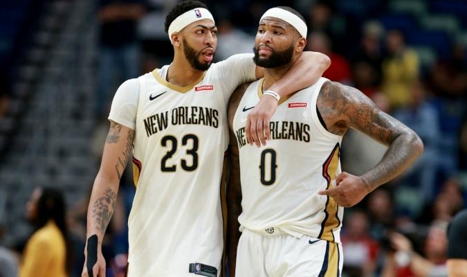 Cousins intentará conseguir su primera sortija de campeón con Lakers // Foto: Cortesía