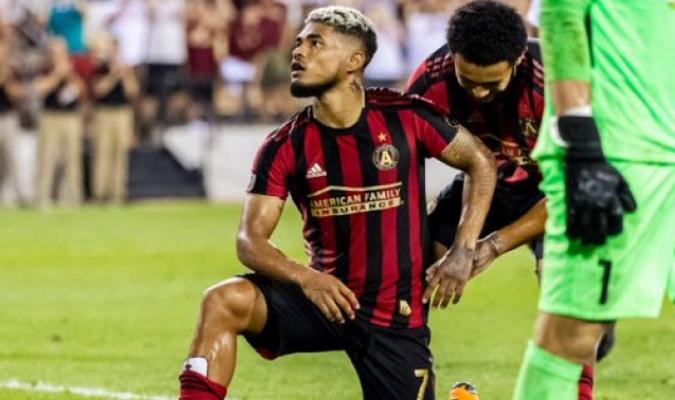 Martínez anotó el primer gol por copa | Foto: Cortesía