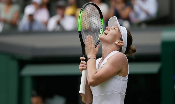 La rumana llegó a su quinta final en Grand Slam/ Foto AP