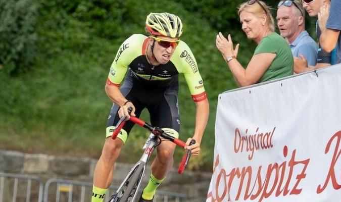 Steimle dominó la penúltima etapa de la competición // Foto: Cortesía