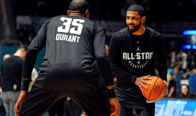 Ambos jugadores han sido muy beneficiosos para los Nets // Foto: Cortesía