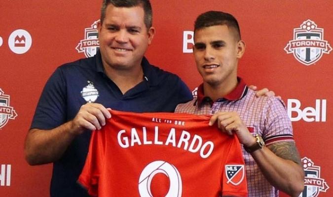 Gallardo usará el número 9/ Foto Cortesía