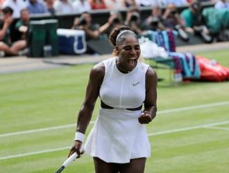 Serena enfrentará a Halep en la final/ Foto AP
