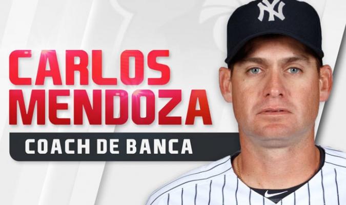 Carlos Menodza formó parte de Lara en la zafra 2017-2018 / Foto Cortesía